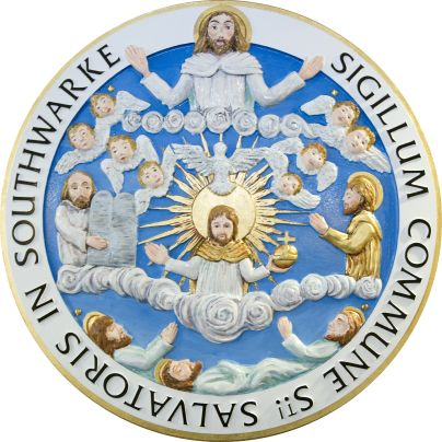 St Saviour's Charity logo